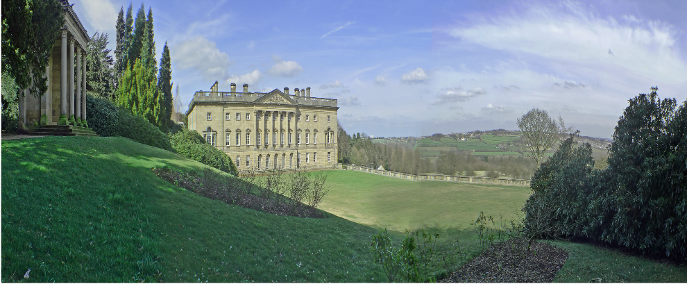 South Yorkshire: Wentworth Castle