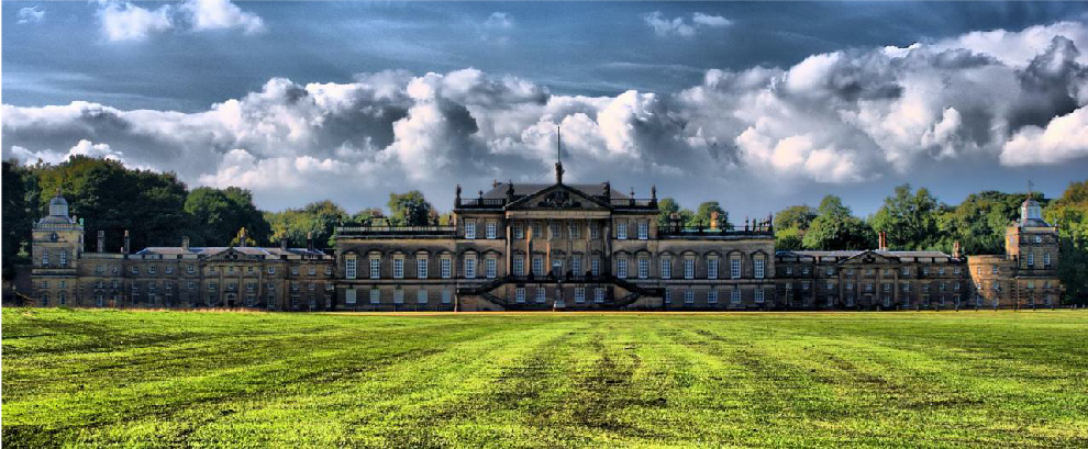 South Yorkshire: Wentworth Woodhouse
